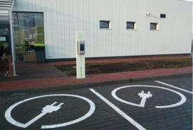 АЗС для электромобилей