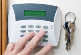 Охранная сигнализация для дома и дачи