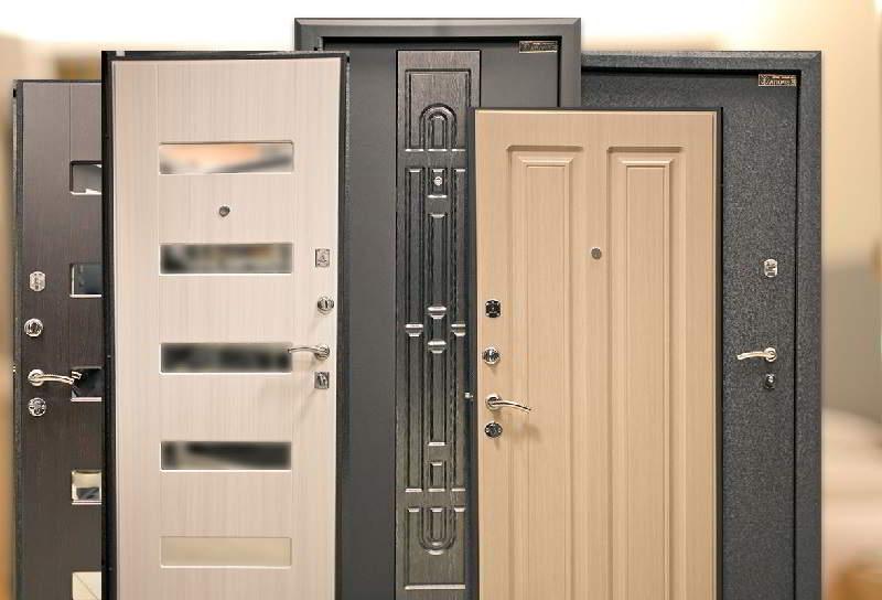 петли для входной металлической двери