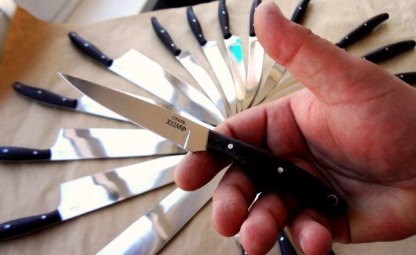 набор шеф ножей