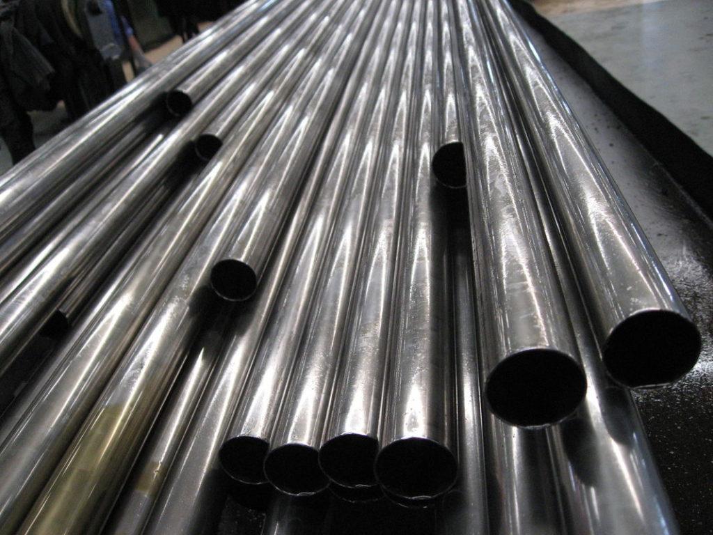 Трубы из высокоуглеродистой стали